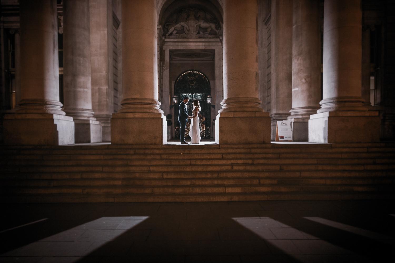 Banking Hall London Wedding photos --12