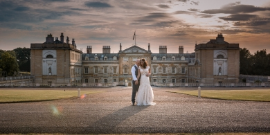 Mishell & Angelo woburn abbey sculpture gallery wedding 01-07-2018 - Boutique wedding films and photography - A stunning venue set in the Bedfordshire countryside