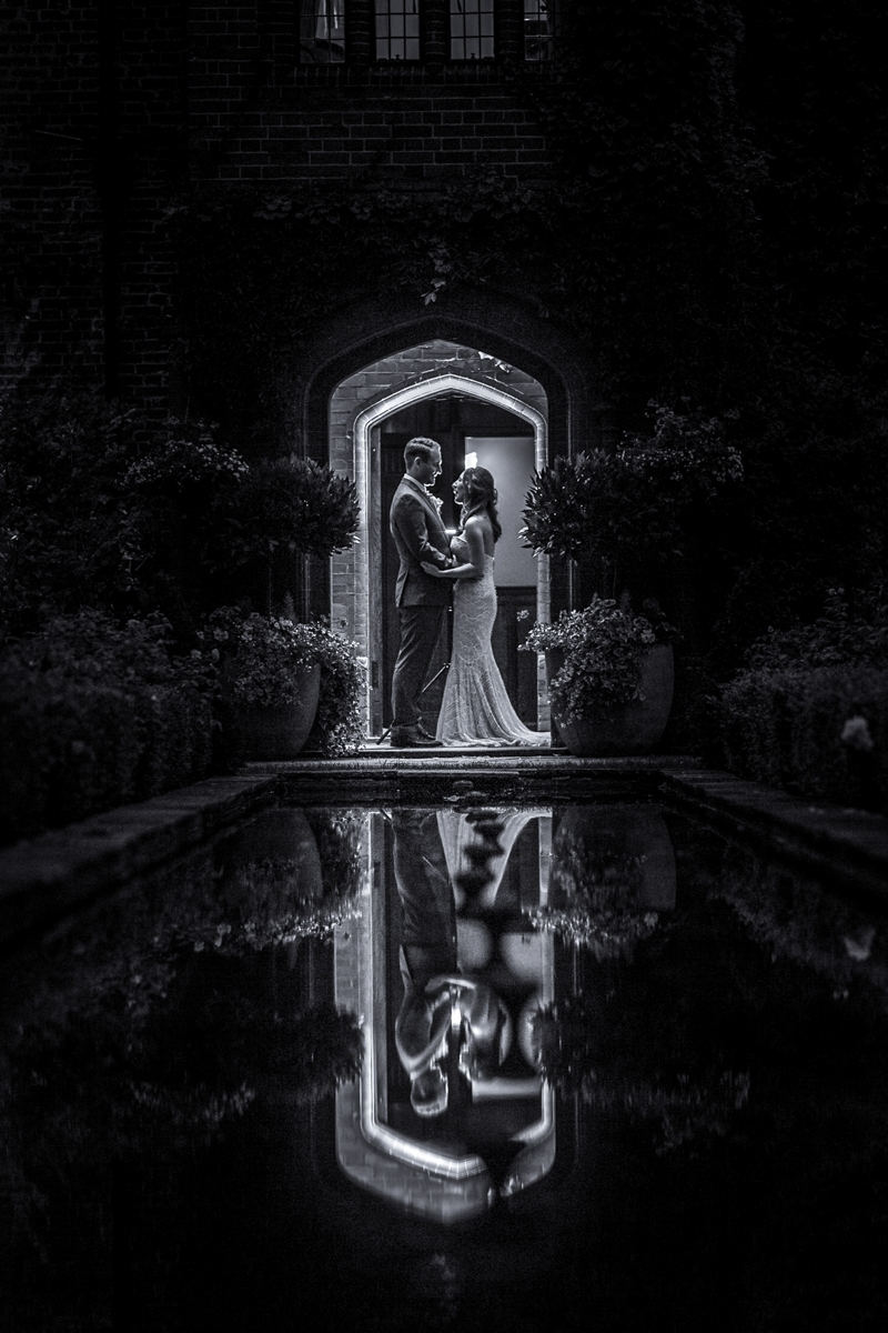 Jo and Gary - Woodhall Manor venue Suffolk 5473