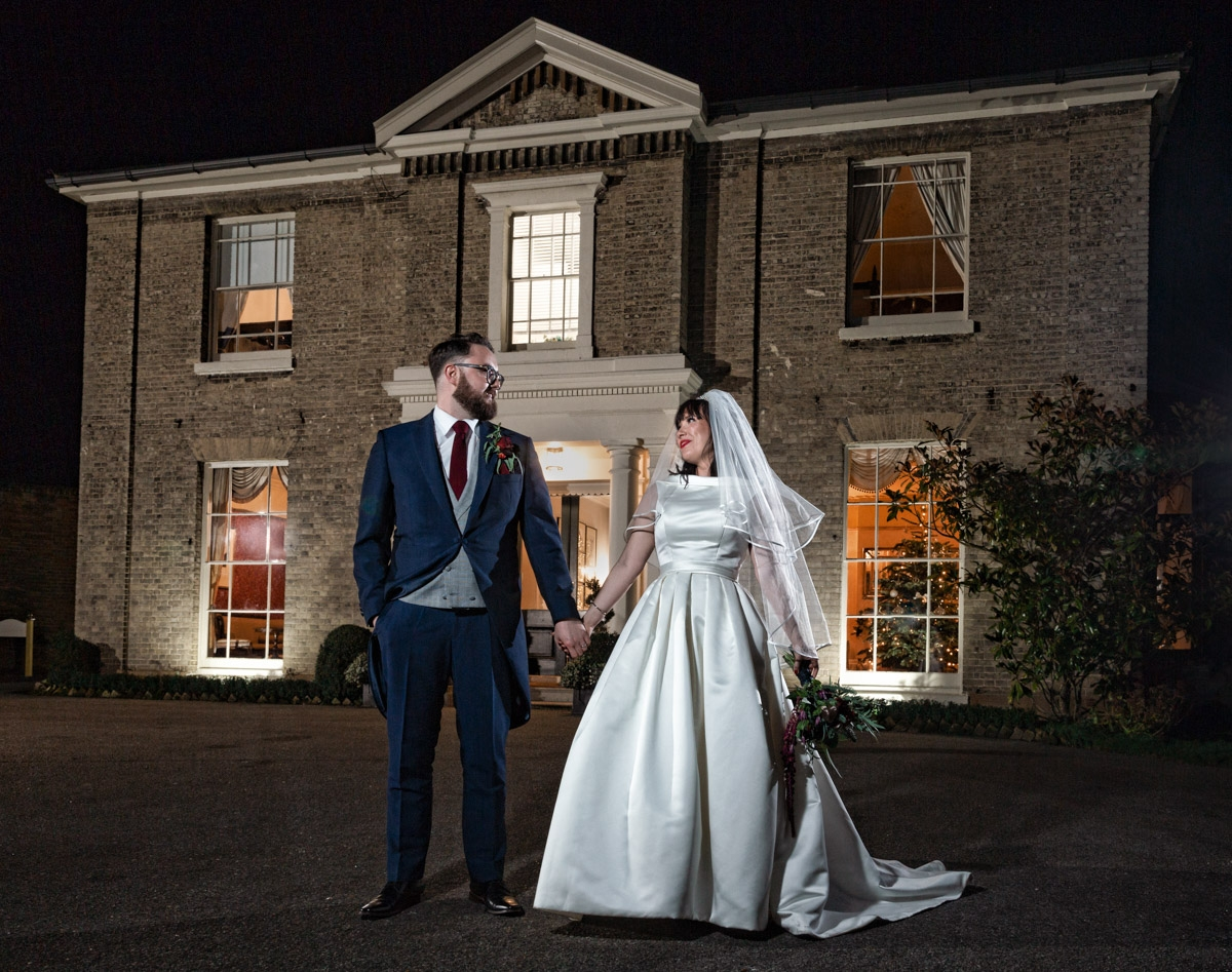 Matt and Francine 27-12-2018 The Fennes Wedding - Timeless award winning wedding photography in Essex -  Boutique wedding films & photography