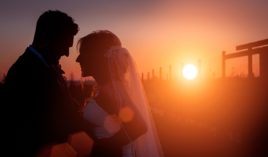 Maidens Barn wedding photographer - Scott Miller photography - Wonderful Winter Wedding Photography