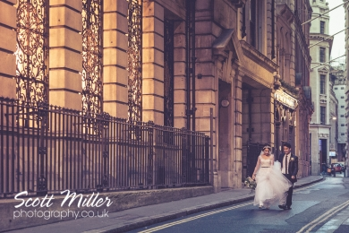 Gibson hall London - Boutique wedding films & photography in London Herts Essex & Kent.